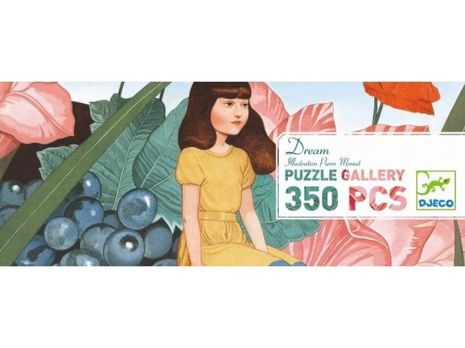 Puzzle galerie Krásný sen, 350 dílků
