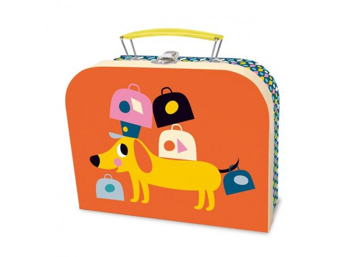 Kufřík Cestování - střední