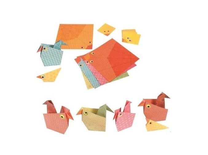 Origami - Ptáčci