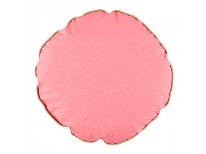 Polstářek Macaron Indian pink, malý