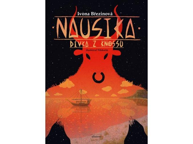 Nausika, dívka z Knossu Ivona Březinová