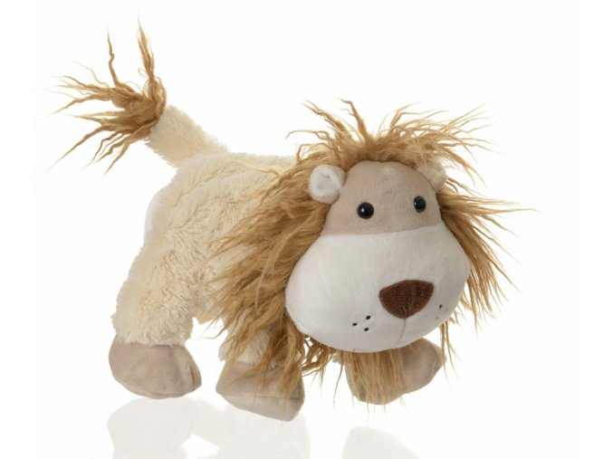 Maňásek lvíček