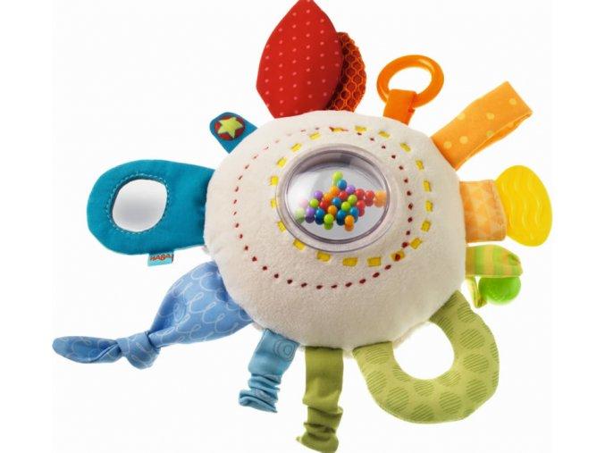 Duhová interaktivní hračka