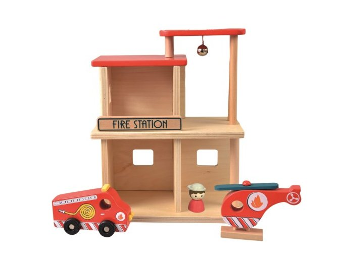 Požární stanice