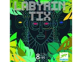 Stolní hra Labyrintix - hledej totem!