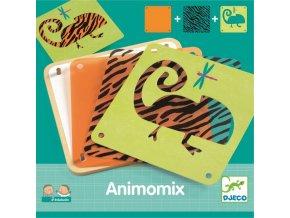 Animomix tvoříme zvířátka