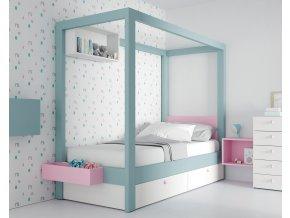 postel s nabesy JJP