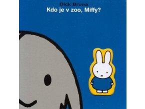 Kdo je v zoo Miffy