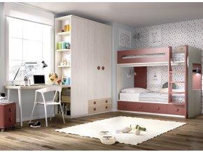 dětský pokoj H301 W