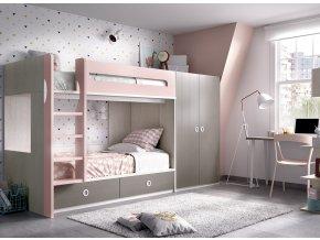 dětský pokoj H302 W