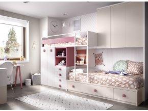 dětský pokoj H316 W