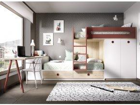dětský pokoj H317 W