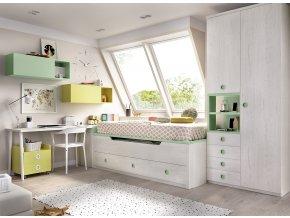 dětský pokoj H103 W