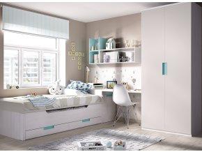 studentský pokoj H113 W