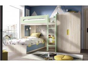 patrová postel H305