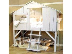 Treehouse patrová postel