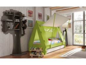 dětská postel Stan
