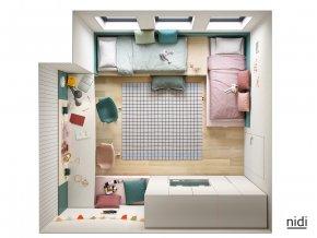 dětský pokoj Nidi