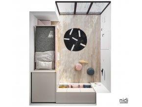 Dětský pokoj NIDI 14
