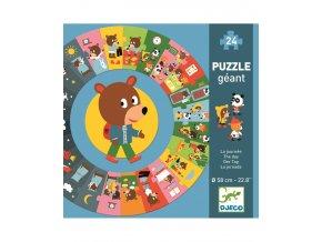 puzzle gigant denni cinnosti