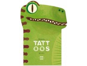 tattoo dino1