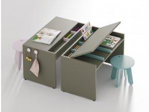 Dětský psací stolek