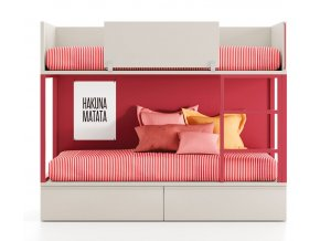 patrová postel Lagrama