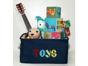 textilni koš toys