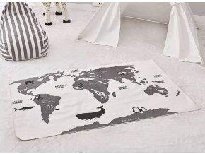 koberec mapa sveta