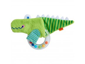 Chrastítko krokodýl 1