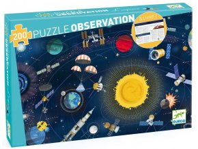 DJ07413 puzzle vesmír 1