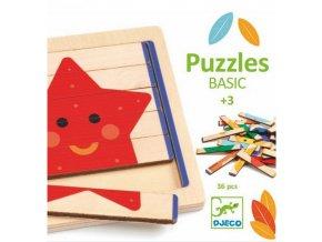 DJ06211 puzzle paličky