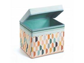 úložný a sedací box Orient a