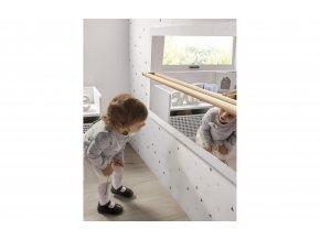 Montessori nástěnné zrcadlo 1