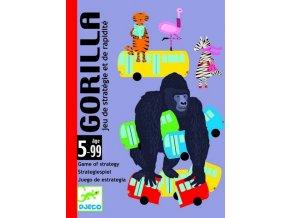 Karetní hra- Gorila, 5+