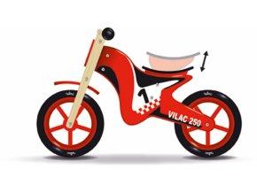 Odrážedlo - Bike cross    +3