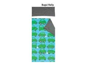 Povlečení Sal de Coco Bugui Rally 120x90/40x60