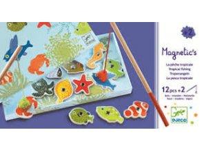 Magnetické rybaření - v tropech, 2+