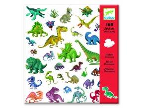 Samolepky- Dinosauři, Djeco