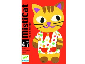 Misticat - Černý Petr, 4+