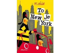 To je New York - M. Šašek