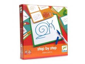 Nauč se kreslit - krok za krokem 3+