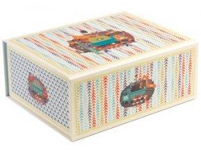 Krabička na hračky - Doprava
