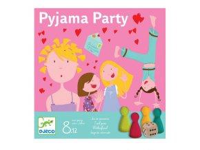 Desková hra Pyžamová party