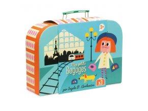 Kufřík Cestování - velký