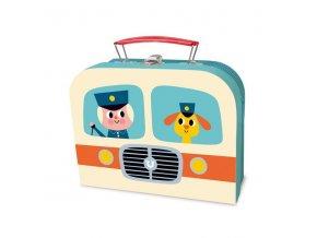 Kufřík Cestování - malý