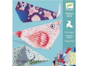 Origami - Velká zvířátka