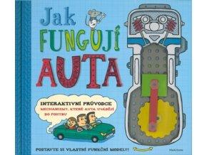 Jak fungují auta - Interaktivní kniha 7+
