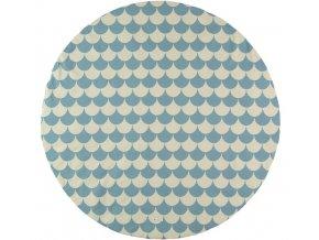 Koberec Apache velký - Blue scales
