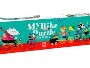 Puzzle 3m moje kolo, 54 dílků